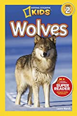National Geographic Readers: Wolves Kindle Edition