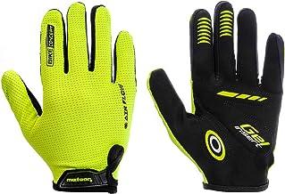 meteor FXJ20 Fietshandschoenen voor kinderen, in felle kleuren, om de zichtbaarheid van het kind op de weg te verbeteren, ...