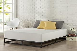 Zinus (ジヌス) すのこ ベッド フレーム セミダブル 15cm メタル Platforma 【日本正規品】