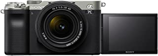 Sony Alpha 7 C - Fotocamera Digitale Mirrorless Full-frame, compatta e leggera, a obiettivi intercambiabili + SEL2860 Obie...