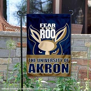 University of Akron Garden Flag and Yard Banner