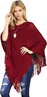 crochet toddler poncho