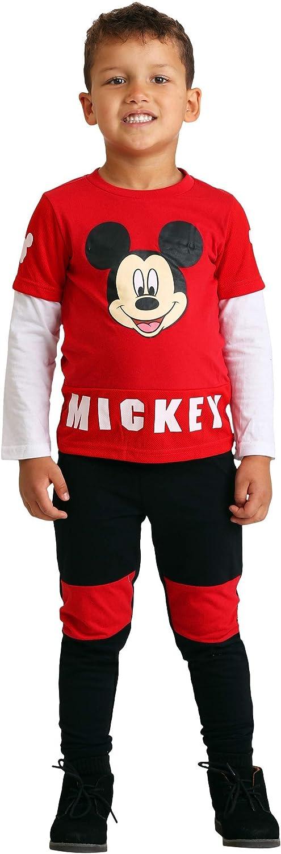 Disney Toddler Boys' Mickey Mouse 2-Piece Set