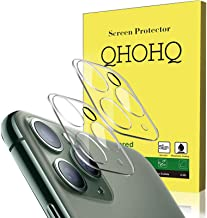 [2 Pack] QHOHQ Camera Lens Protector Compatible with...