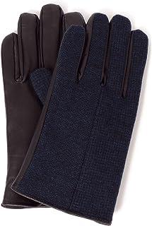 [シップスジェットブルー] 手袋 ウール ジャージー レザー グローブ メンズ 128760026