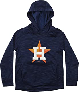Outerstuff MLB Youth's Performance Fleece Primary Logo Hoodie, Team Variation