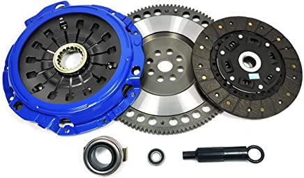 PPC SPORT 2 CLUTCH KIT+ CHROMOLY FLYWHEEL fits 04-14 SUBARU IMPREZA WRX STI