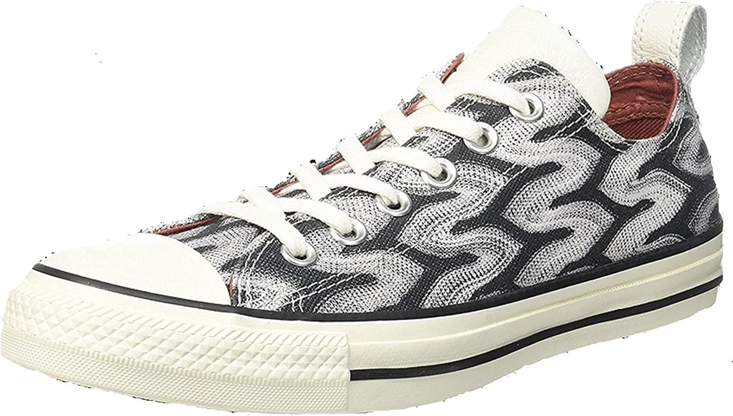 Amazon.com: Converse by Missoni Chuck Taylor All Star Ox Sneakers ...