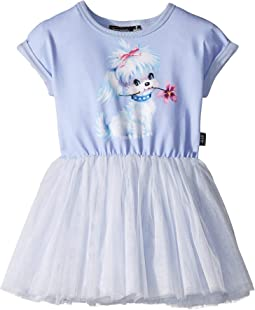 Clementine Dropped Shoulder Circus Dress (Toddler/Little Kids/Big Kids)