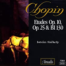 chopin etudes complete