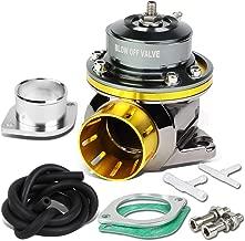 DNA Motoring PT-ZTL-8012-GD Blow-Off valve-BOV (Gold)
