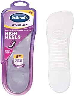 Dr. Scholl's Cushioning Insoles for Everyday Flats, Low Heels, Dress Shoes, Casual Shoes, Boots (for Women's 6-10), New