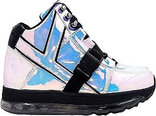YRU Y.R.U. Qozmo Aiire Sneakers in Atlantis Black