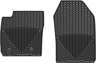 WeatherTech W240 Floor Mat, Rubber, Front