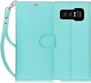 72da17dbc FYY Luxury PU Leather Wallet Case for Galaxy Note 8