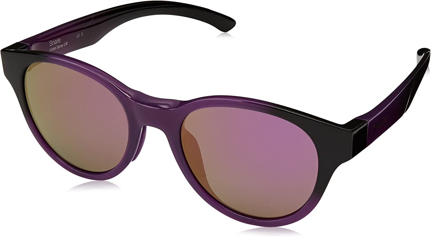 SMITH SUNGLASSES SNARE 2JK TE purple BLACK