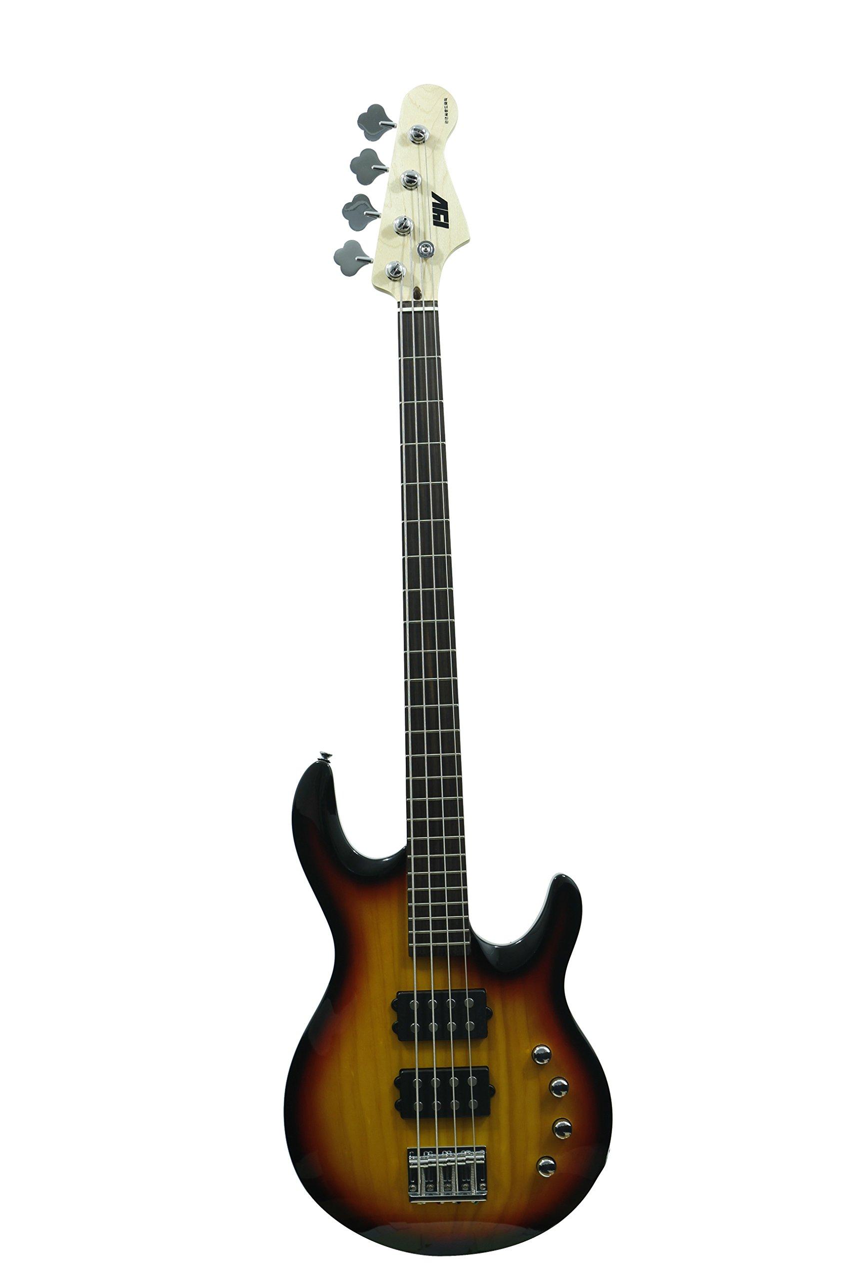 Cheap ivy IMM-300SB Bass Solid-Body Electric Guitar Sunburst Black Friday & Cyber Monday 2019