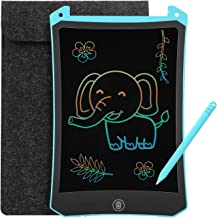 LEYAOYAO LCD Writing Tablet 8.5inch Colorful Doodle & Scribbler Boards, Lightly Learning Toys Drawing Pads for for Kids an...