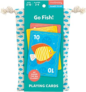 MP-G0735353688 Playing Cards - Go Fish