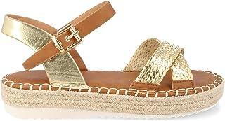 comprar popular 33d79 ee349 Amazon.es: sandalias de yute - Sandalias y chanclas ...