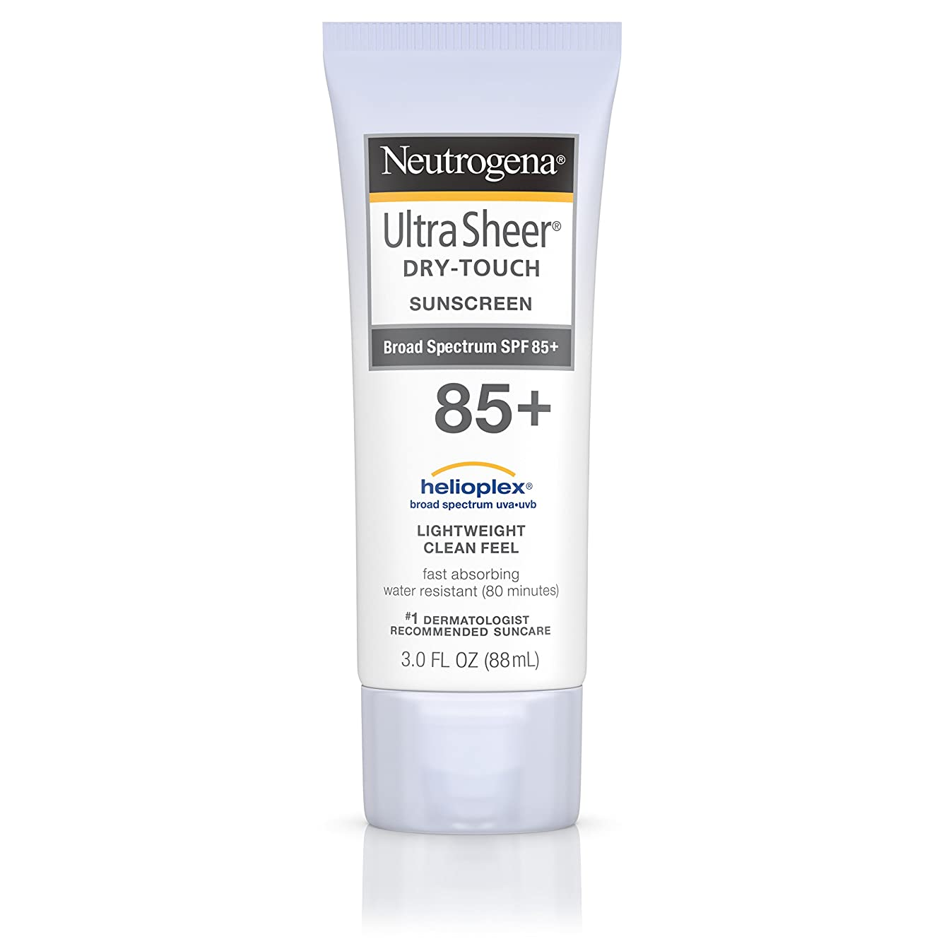 和解する終わった害Neutrogena Ultra Sheer Dry-Touch Sunblock, Spf 85 - 88 ml (並行輸入品)