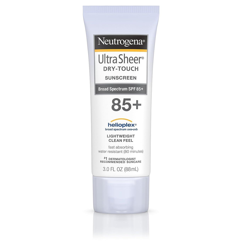 病ワードローブ貫入Neutrogena Ultra Sheer Dry-Touch Sunblock, Spf 85 - 88 ml (並行輸入品)