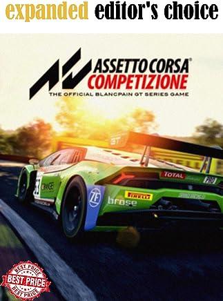 6568e2042f26 Assetto Corsa Competizione - Updated Complete Version (English Edition)