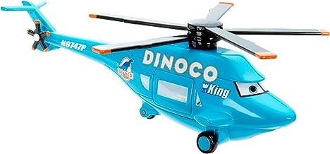 Disney / Pixar Cars 2013 Deluxe Dinoco Helicopter 1:55 Die Cast