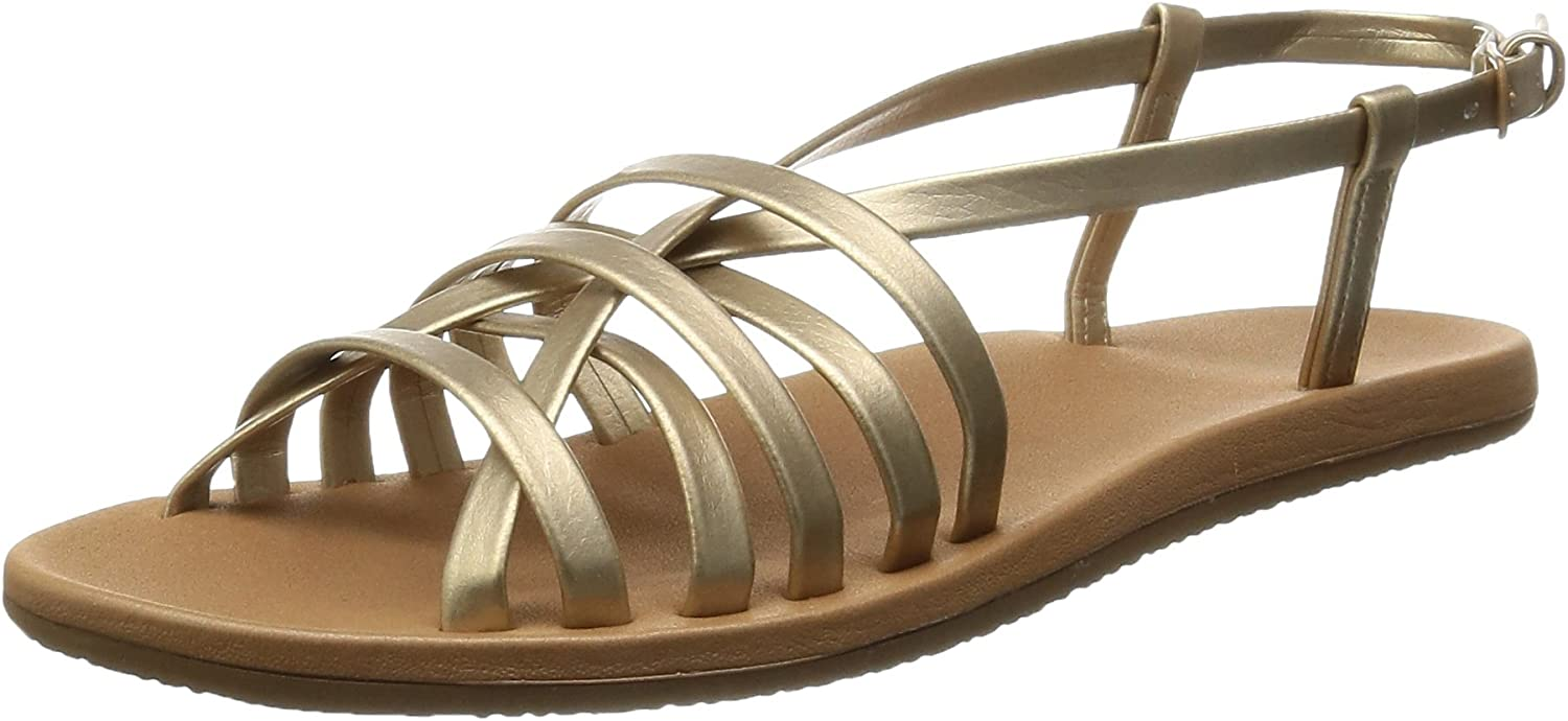 Freewaters Women's Hurachay Strappy Slip-On Sandal