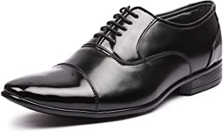 Andrew Scott Men's Synthetic Leather Formal Shoes