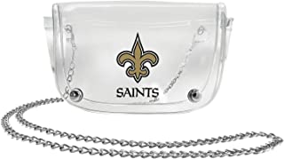 NFL Clear Waist Pack/Crossbody Purse