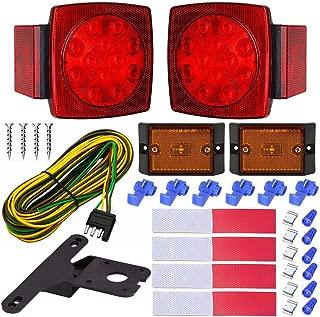 Best boat trailer light wiring kit Reviews