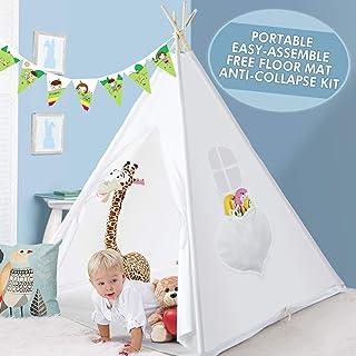 Peradix Tiendas de campaña para niños,Tipi Infantil con