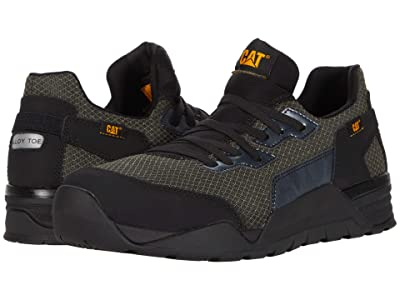 Caterpillar Sprint Textile Alloy Toe (Black) Men