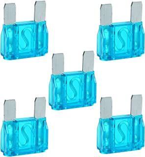 5 Pcs 60 Amp Large Blade Style Maxi Fuse for Car RV Boat Auto