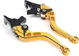TARAZON CNC Adjustable Brake Clutch Levers for Buell XB12R 2004-2009 XB9 Lightening S XB9R Firebolt 2003-2009