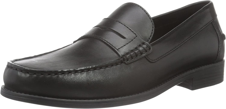 Geox Men's New Damon 1 Slip-On Loafer