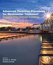 Advanced Oxidation Processes for Wastewater Treatment: Emerging Green Chemical Technology