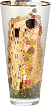 Gustav Klimt The Kiss 30cm Glass Vase by Goebel 66487786