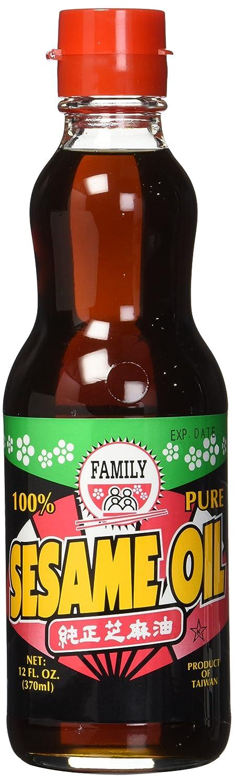 Family Pure Sesame Oil 12 Trust shipfree Ounce