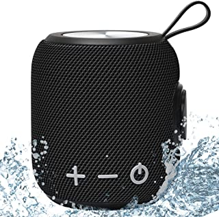 Portable Bluetooth Speaker,SANAG Bluetooth 5.0 Dual Pairing Loud Wireless Mini Speaker, 360 HD Surround Sound & Rich Stere...