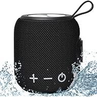 Portable Bluetooth Speaker,SANAG Bluetooth 5.0 Dual Pairing Loud Wireless Mini Speaker, 360 HD...