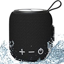Portable Bluetooth Speaker,SANAG Bluetooth 5.0 Dual Pairing Loud Wireless Mini Speaker, 360 HD...