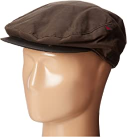 Oil Cloth Ivy Cap with Fleece Earlap