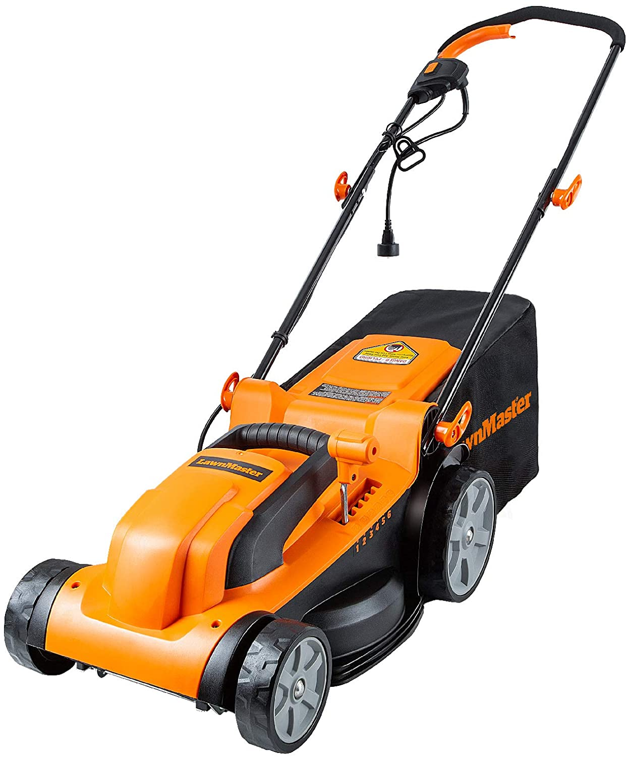 LawnMaster Electric Corded Lawn Mower