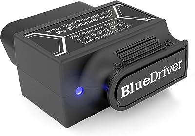 Bluedriver OBD scanner