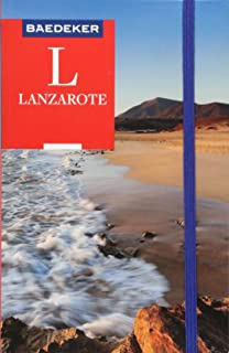 Baedeker Reiseführer Lanzarote: mit praktischer Karte EASY ZIP