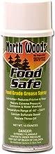 North Woods Food Safe - Food Grade Grease Spray
