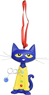 Department 56 Pete the Cat Buttons Hanging Ornament