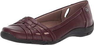 حذاء مسطح للنساء من لايف سترايد, (Pinot Noir), 8.5 Narrow